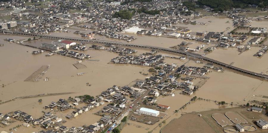 Los meteorólogos isleños esperan que la mayor destrucción a causa del tifón ocurra desde el mediodía del martes hasta el mediodía del miércoles (horizontal-x3)