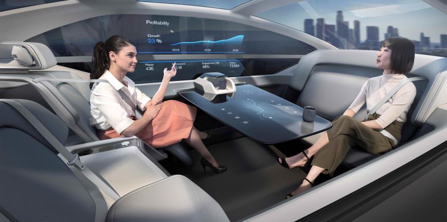 Volvo Cars presentó en septiembre de este año, el concepto 360c, una visión holística de un futuro de viaje que es autónomo, eléctrico, conectado y seguro.
