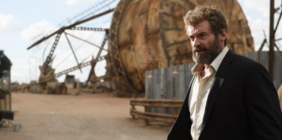 """Jackman durante su participación en el filme """"Logan"""" (2017). (IMDB) (horizontal-x3)"""