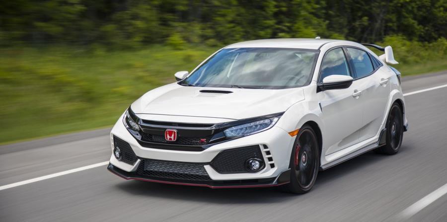 Honda Civic Type R del 2017 (horizontal-x3)