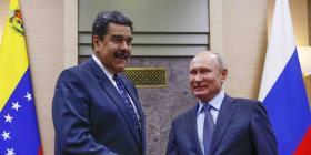 Rusia defiende la legitimidad del gobierno de Nicolás Maduro