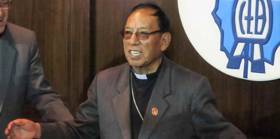 Cardenal nombrado por Francisco niega tener esposa e hijos (horizontal-x3)