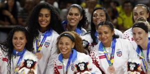 Los medallistas de bronce de Puerto Rico en los Juegos de Barranquilla