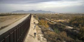 Un juez en Estados Unidos impide asignar fondos militares para construir muro