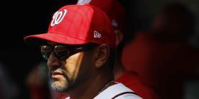 Dave Martínez regresa a los Nationals tras procedimiento cardíaco