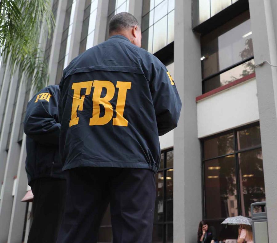 """La investigación fue realizada por el """"Task Force"""" de Tráfico Humano y Explotación de Menores del FBI (semisquare-x3)"""