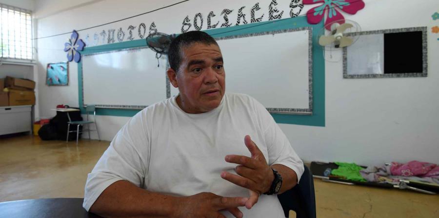 Walter Feliciano Medina inició ayer los trámites para una residencia a través del programa de Sección 8 de la Ley de Vivienda y Desarrollo Urbano. (horizontal-x3)