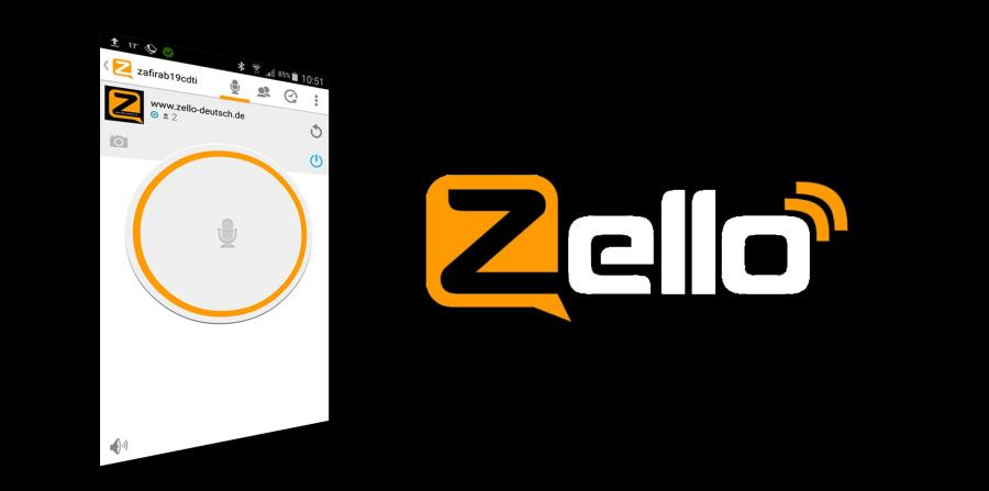 Zello está disponible para iPhone, Android, Windows Phone y Blackberry. (horizontal-x3)