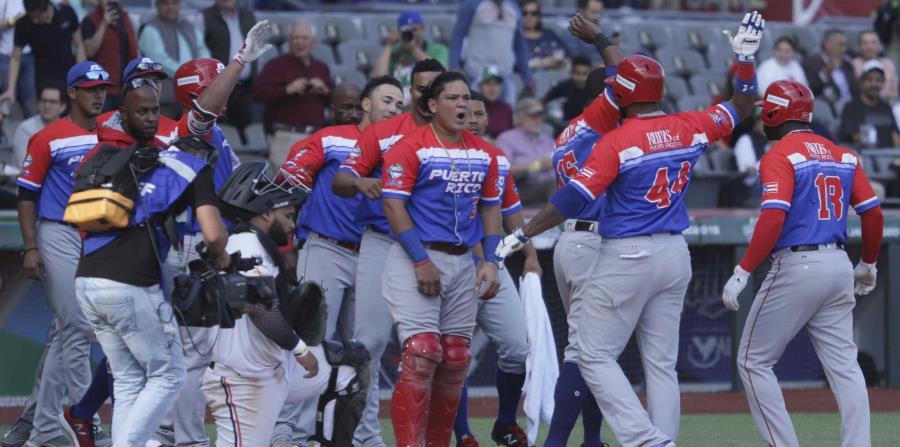 Los Criollos de Caguas, en representación de Puerto Rico, han ganado las últimas dos ediciones de la Serie del Caribe. (EFE / Carlos Zepeda) (horizontal-x3)