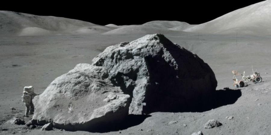 Hallan archivos perdidos de la NASA sobre experimentos en la Luna (horizontal-x3)