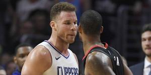 La NBA investigará incidente entre los Rockets y los Clippers