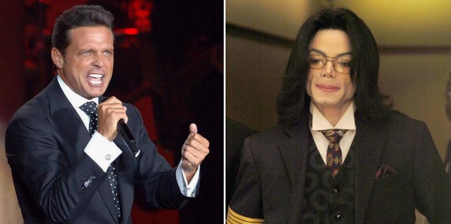 Luis Miguel y Michael Jackson padecieron, cada uno por su lado, la estricta disciplina de sus progenitores. (horizontal-x3)
