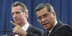 California demanda por declaración de emergencia de Trump