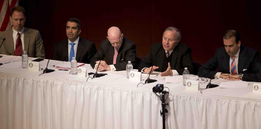 La Junta, que por la ley federal PROMESA está facultada para investigar los eventos en torno a la deuda de Puerto Rico, indicó que el comité hará pública las conclusiones de su investigación. (horizontal-x3)