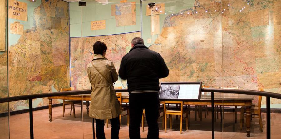 Este es el lugar donde se puso fin a la guerra en Europa, el 7 de mayo de 1945. (Unsplash)