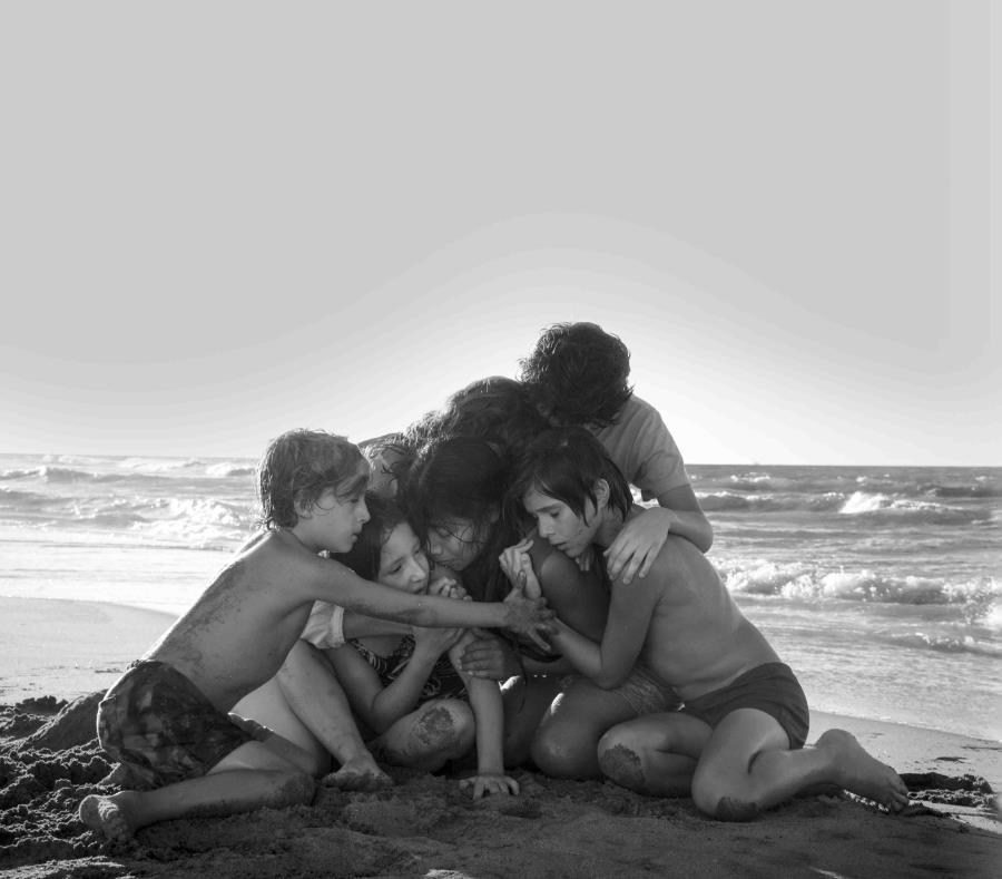 Roma obtuvo los reconocimientos a la mejor película y mejor película en lengua extranjera (semisquare-x3)