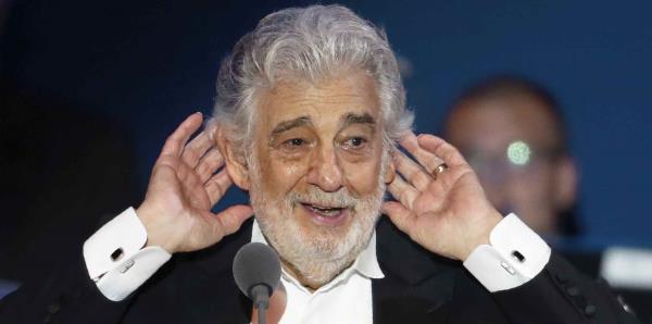 La Ópera Israelí recibirá a Plácido Domingo pese a protestas de activistas contra el abuso sexual