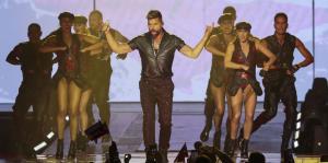 """Ricky Martin da inicio a su """"Movimiento Tour"""" en el Coliseo José Miguel Agrelot"""