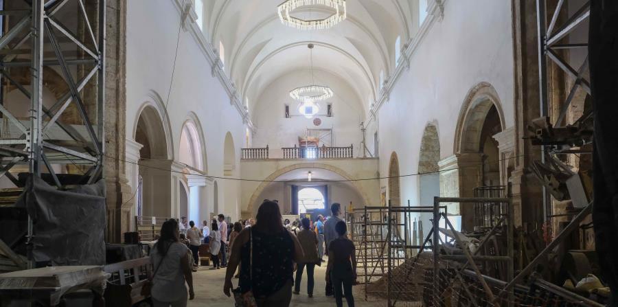601637f40f3440a09c6a3704ab500454 - Iglesia San José finaliza su restauración
