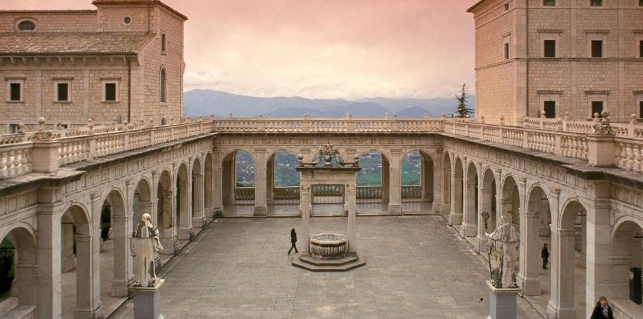 Abadía de Montecassino. (Suministrada)