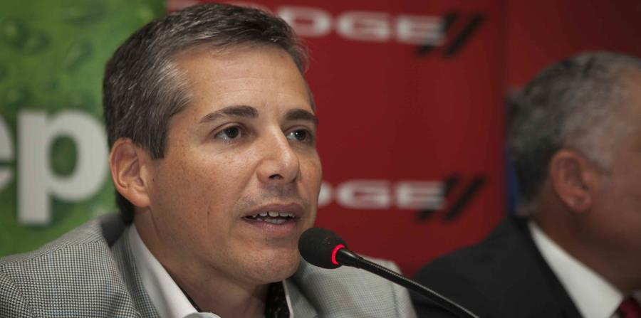 Fernando Quiñones, presidente del BSN. (GFR Media) (horizontal-x3)