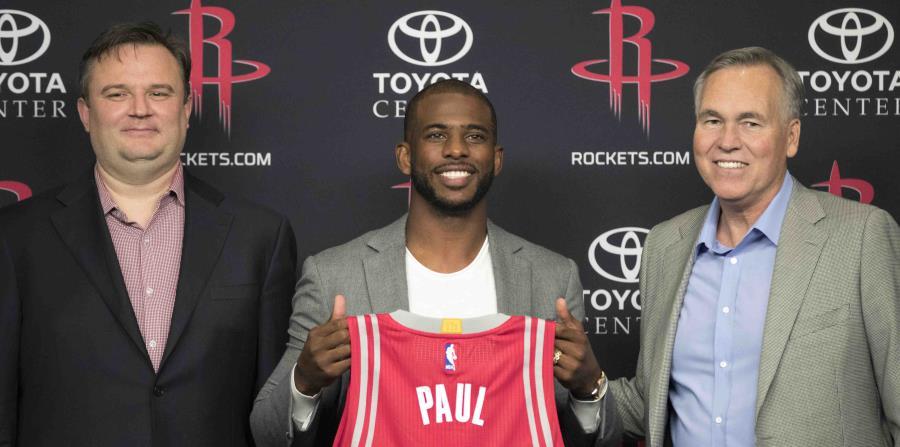 El dueño de los Rockets de Houston pone a la venta el equipo (horizontal-x3)