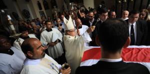 Las emotivas imágenes de la misa en honor a Rafael Hernández Colón