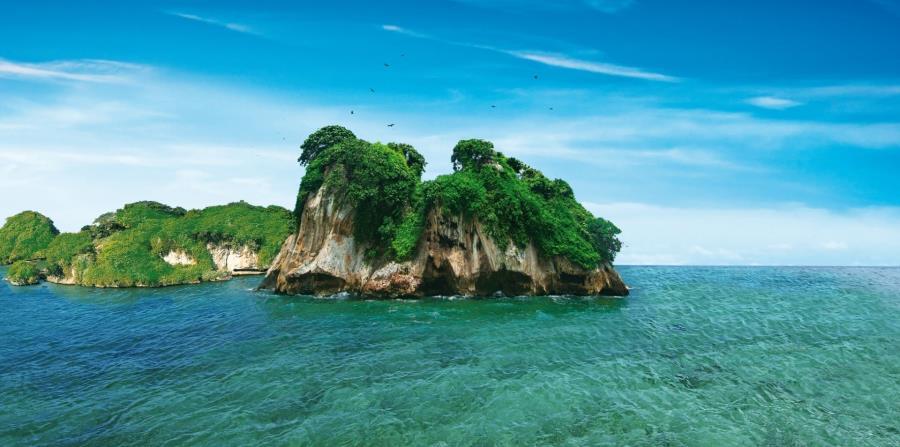 Parque Nacional Los Haitises. (Ministerio de Turismo de República Dominicana)