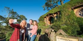 Visita el mundo de los hobbits en Nueva Zelanda