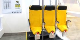 Viajar de pie en los aviones ¿se hará realidad?