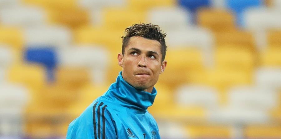 El futbolista portugués, Cristiano Ronaldo (horizontal-x3)