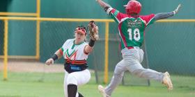 Madre de Diamilette Quiles celebra la gesta de su hija en el béisbol Doble A