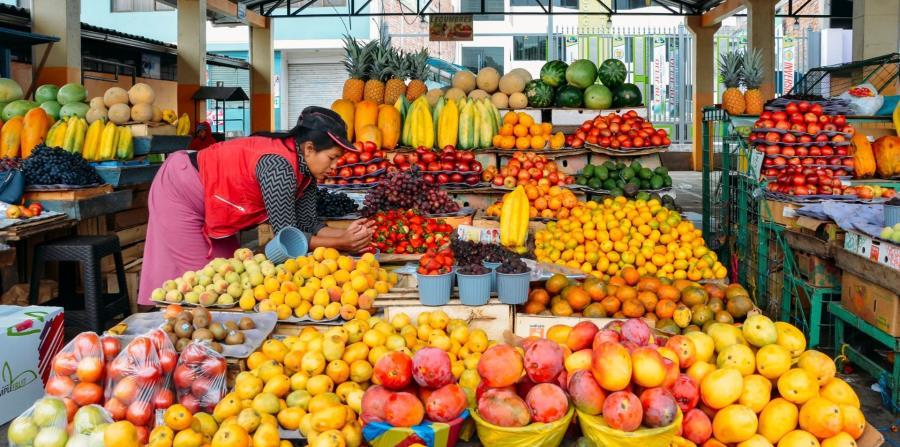 La diversidad de ecosistemas dentro de la zona que comprende la Sierra Ecuatoriana permite que la misma produzca cerca de 30 frutos autóctonos, los cuales son cultivados por dedicados agricultores.   (Shutterstock)