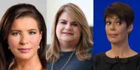 """Esto es lo que piensan Ivonne Solla, Jenniffer González y María De Lourdes Santiago de sus imitaciones en """"Raymond y sus amigos"""""""