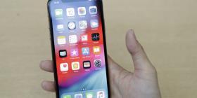 En un futuro el iPhone podría utilizarse bajo el agua
