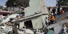 Un derrumbe en una construcción causa tres muertes en República Dominicana