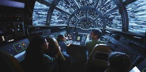 Cuentan los días para la apertura del universo Star Wars  en Disneyland