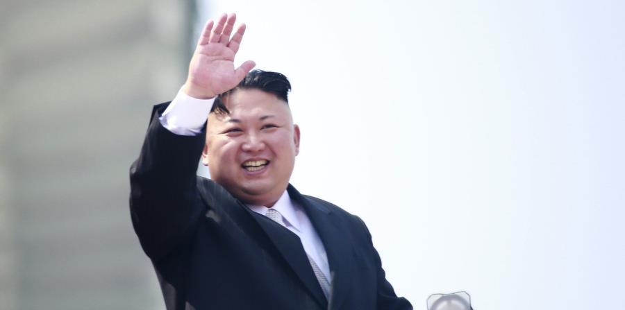 Kim Jong Un observó la operación (horizontal-x3)