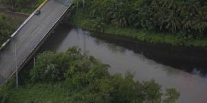 Hallan el cuerpo de una mujer arrastrada por un río en Ponce