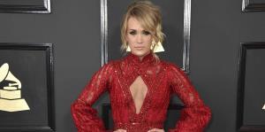 Puro glamour en la alfombra roja de los Grammy