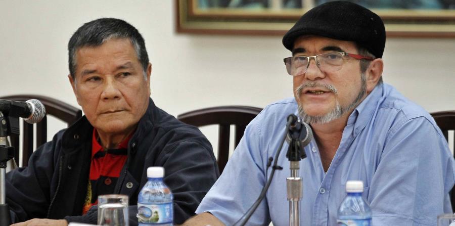 Raúl Castro recibe a las guerrillas colombianas (horizontal-x3)