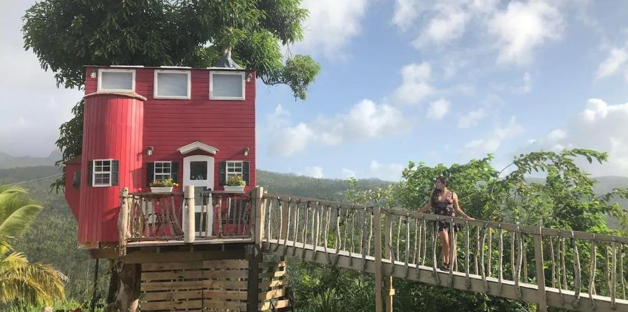 Yunque View Treehouse