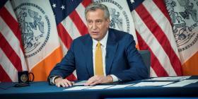 El alcalde de Nueva York desvela los detalles de la fase 1 de reapertura