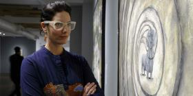 Brilla el arte dominicano en una exposición en Casa Cortés