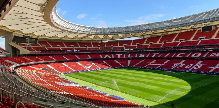 Estadio Wanda Metropolitano (Shutterstock.com)