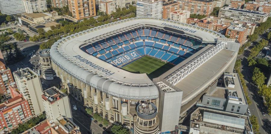 Estadio Santiago Bernabeu (Shutterstock.com)