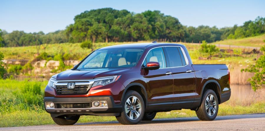 Honda Ridgeline (Suministrada)