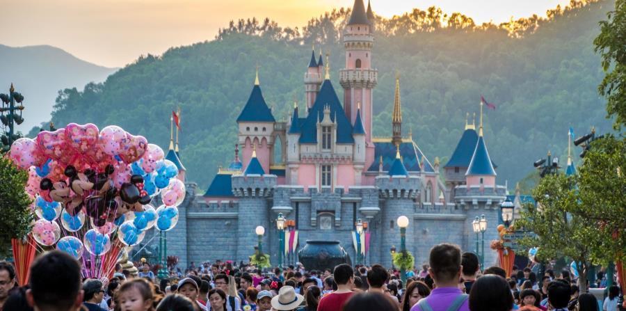 Inaugurado en 2005, el Disneyland Hong Kong es el parque temático más grande del país. (Suministrada)