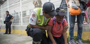 Migrantes prometen reagrupar caravana y seguir hacia EE.UU.