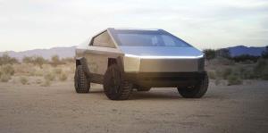 Tesla apuesta a su nueva pickup futurista y blindada